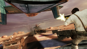 Uncharted 3's Multiplayer Component Sounds Insane.