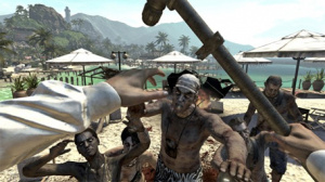 Dead Island's Melee Combat Is Built Around A Stamina Mechanic, Meaning You Can't Just Hack & Slash.