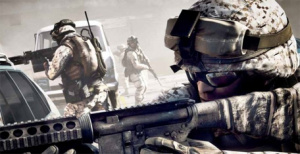 PushSquare's Most Anticipated PlayStation Games Of Holiday 2011: #3 - Battlefield 3.