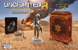 Uncharted 3's Collector's Edition Is Not Terrible, It's Just Not Particularly Exciting Either.