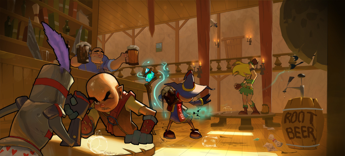 Dungeon Defenders 2011 pc game Img-3