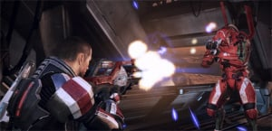 Bioware's Choosing To Focus On Mass Effect 3's Updated Combat.