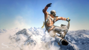 SSX Includes A Wide Range Of Social Multiplayer Features.