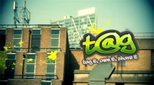 Tag Allows You To Create Graffiti And Share It In The Real World With PlayStation Vita.