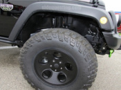 Jeep Wrangles Call Of Duty: Modern Warfare 3 Ride