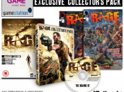 RAGE Collector's Pack Exclusive To GAME