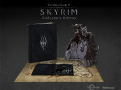 The Elder Scrolls V: Skyrim Collector's Edition Includes The Usual Stuff