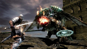 Dark Souls To Get Even Harder If You Pick Up A Pre-Release Copy? Oh The Humanity.