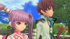 Tales of Graces from PS3. Could Vita's Tales look this good?