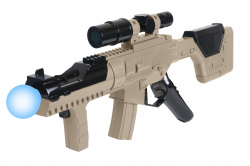 CTA Digital's LEGO gun.