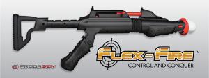 Flex-Fire: The new gun on the battlefield.