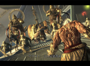 Latest Asura's Wrath Screenshots Depict The Moments Before A Brawl