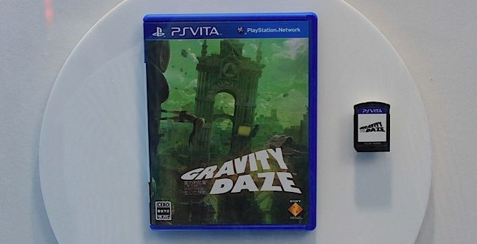 Sony Ps Vita Game Cartridge : Sony exhibits ps vita game cartridge and case push square