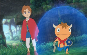 Ni No Kuni: Gorgeous And In English From Next Year.