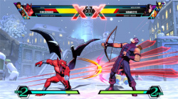 Ultimate Marvel vs Capcom 3 Is Coming To PlayStation Vita In Time For The System's Japanese Launch.