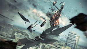 Gamers Are Fans Of Exploding Planes, Apparently.