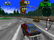 Daytona USA Confirmed For PlayStation Network, Europeans Made To Wait