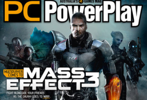 Woohoo! Multiplayer In Mass Effect! Yeah!