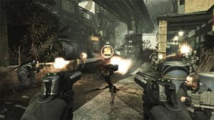 Catch Up With A Good Five Minutes Of Modern Warfare 3's Spec Ops Survival Mode.