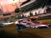 Let's Take A Moment To Stare Longingly At Wipeout 2048