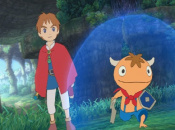 Ni No Kuni TV Commercials Hit Japan