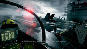 Bang, Bang, Boom. Battlefield 3 Starts The Rollercoaster With A Suitable Helping Of Bombast.