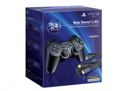 If You're In The Market For A PS3, You Might Also Want A New Owner's Kit.