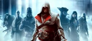 Soul Calibur V: Now With Additional Ezio Auditore.