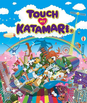 We Should All Totally Touch Our Katamari Together.