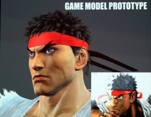 Our one glimpse of Tekken X Street Fighter thus far.
