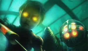 BioShock would make for an amazing movie setting.