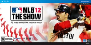 MLB 12: The Show's ready to dominate the baseball market for another year. Business as usual.