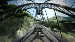 At least Ridge Racer Vita looks fantastic.