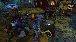 Sly Cooper: Thieves In Time will jump through time to explore the Cooper Clan ancestors.