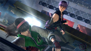 We sincerely hope Dead Or Alive 5 ends up looking as sharp as this.