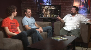 The man himself: Nolan North chats voice acting with GiantBomb.