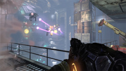 A proper first-person shooter on the go? It must be the future.