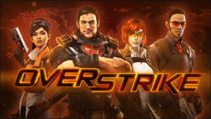 Overstrike's still coming to PlayStation 3. Not the same though, is it?