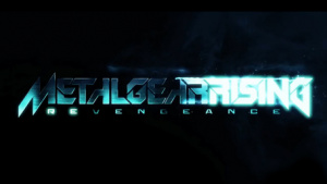 Back with Revengeance: Platinum Games is handling the development of Metal Gear Rising.