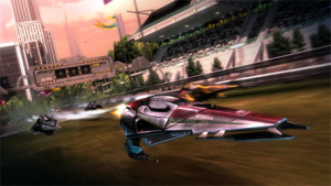 Wipeout 2048: likely to be an awesome game. Japan won't care.
