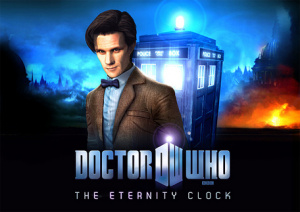That's the Doctor, alright.