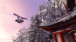 SSX might make you feel cold, but it sure as heck looks great.