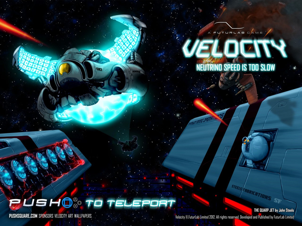 Jazz Up Your Desktop With Our Exclusive Velocity