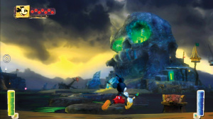 Pictured: the original Epic Mickey