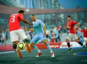 FIFA Street Tops the UK Charts for a Second Week