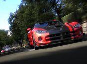 Polyphony Scouting Bathurst for Gran Turismo