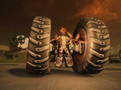 Axel Wheeled Out To All Twisted Metal Owners