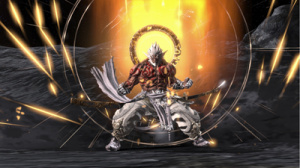 Asura's Wrath is structured like an animé series