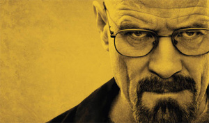 Games always take on films - but what about TV like Breaking Bad? Image: AMC