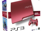 Sony Sneakily Announces Red PS3 for the UK